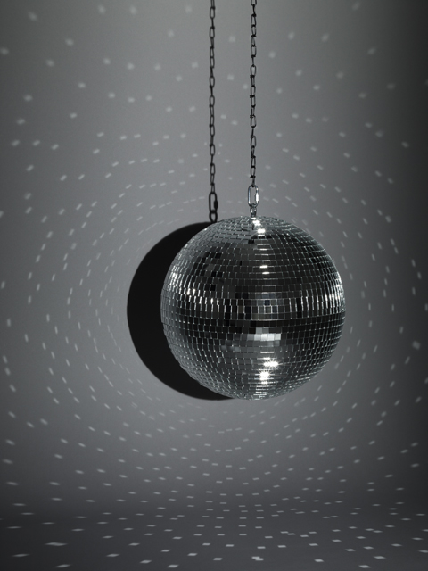 Extroverted Disco Ball